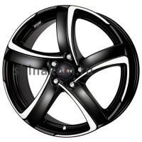 8*18 5*100 ET35 63,3 Alutec Shark Racing black front polished