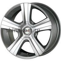 7,5*17 5*150 ET35 110,2 MAK Strada Hyper Silver
