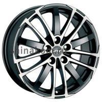 8*18 5*120 ET35 72,6 ATS X-Treme Racing black front polished