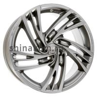 8*20 5*108 ET45 75 OZ Sardegna Matt Graphite Silver