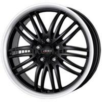 8*17 5*115 ET40 70,2 Alutec BlackSun Racing Black Lip Polished