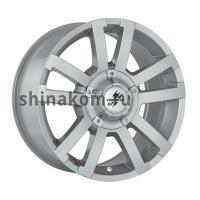 8*17 5*150 ET34 110,2 Fondmetal 7700 Silver