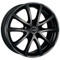 8*18 5*120 ET35 72,5 Borbet LV5 Black glossy