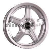 6*15 5*105 ET39 56,6 Tech Line 536 Silver