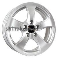 5,5*14 5*100 ET35 57,1 Tech Line 403 Silver