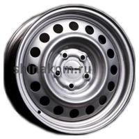 6*15 5*100 ET38 57,1 Trebl 64H38D Silver