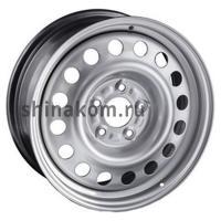 5,5*14 4*100 ET45 57,1 Arrivo AR027 Silver