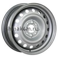 5*14 5*100 ET35 57,1 Trebl 5210T Silver