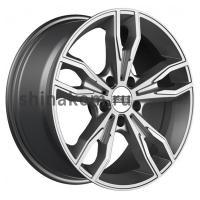 8*18 5*112 ET30 66,5 Fondmetal Alke Gloss Silver