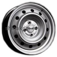 6*15 4*100 ET50 60,1 Trebl 64A50C P Silver