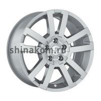 8,5*18 5*114,3 ET30 67,2 Fondmetal 7700-1 Silver