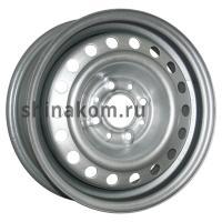 6*15 4*100 ET50 60,1 Trebl 64A50C Silver