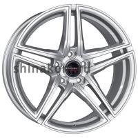 8*17 5*112 ET40 72,5 Borbet XRT Brilliant Silver