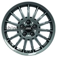 6,5*16 5*114,3 ET38 70,1 ATS Street Rallye Dark Grey
