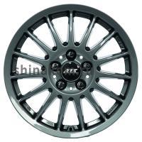 6,5*16 5*114,3 ET48 70,1 ATS Street Rallye Dark Grey