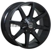 8,5*20 5*114,3 ET38 72,6 Harp Y-651 Gloss black with clear coat